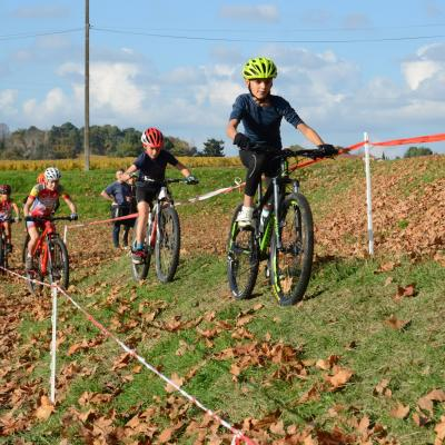 initiation au cyclocross - 17.11.18