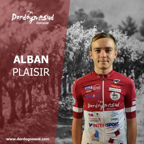 Alban plaisir