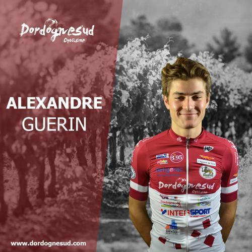 Alexandre guerin