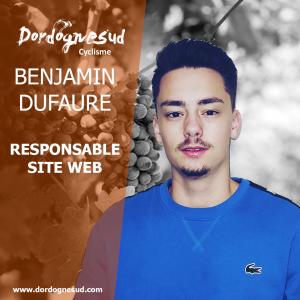 Benjamin dufaure 1
