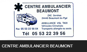 Centre ambulancier beaumont