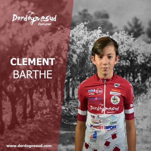 Clement barthe