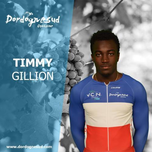 Id timmy gillion 1