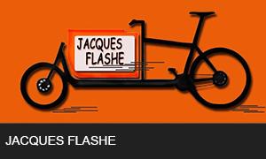 Jacquues flashe