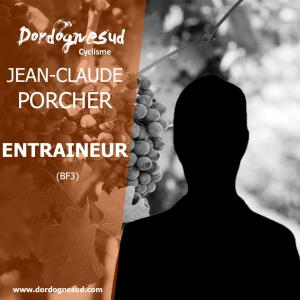 Jean claude porcher