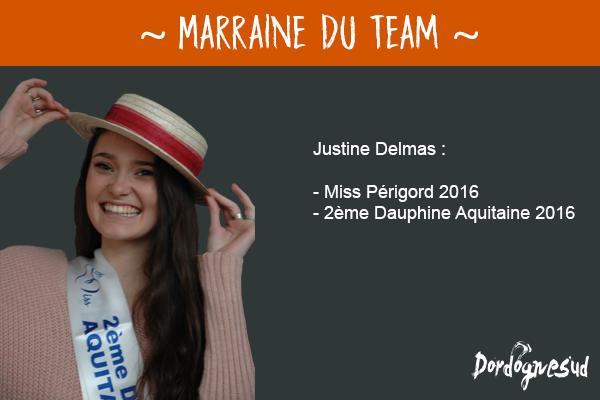 Justine delmas 2