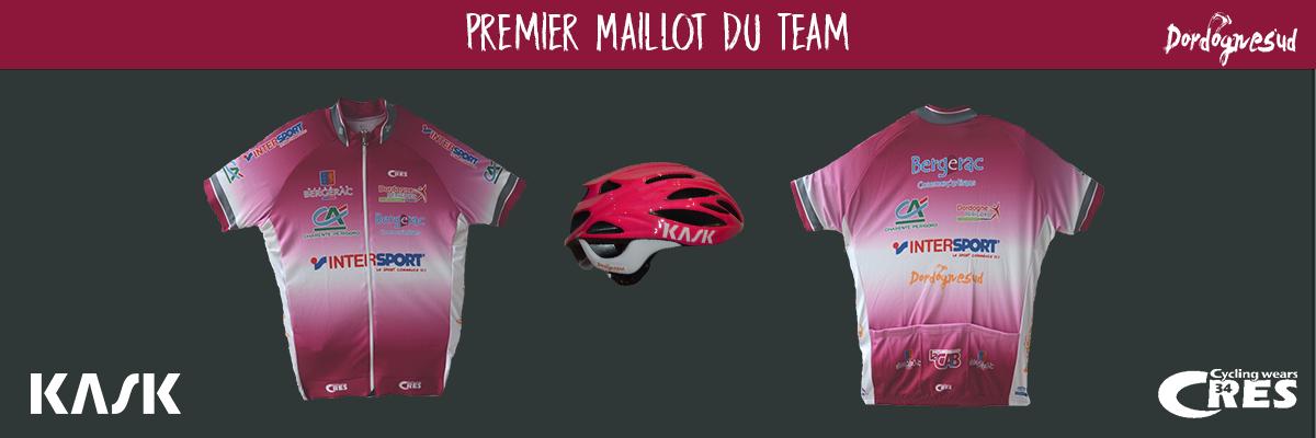 Maillot du team 3