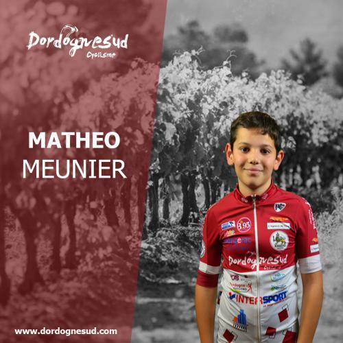 Matheo meunier