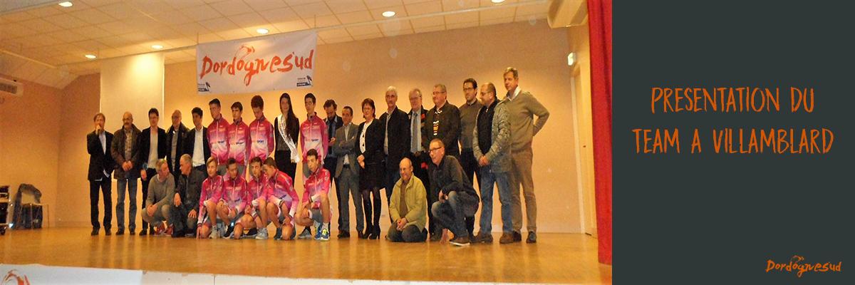 Presentation team avec partenaires 1