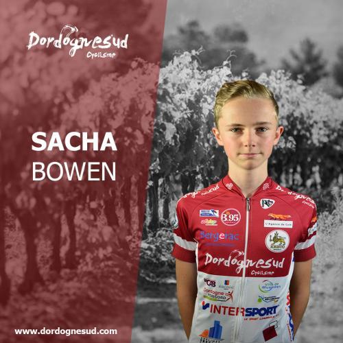Sacha bowen