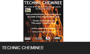 Technic cheminee